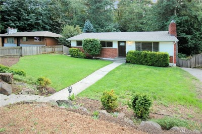 Shoreline Single Family Home For Sale: 16511 Carlyle Hall Rd N
