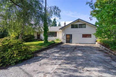 Olympia Single Family Home For Sale: 2130 Woodcrest Dr SE