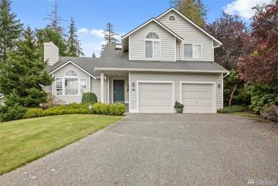 Mount Vernon Single Family Home For Sale: 604 Honeysuckle Dr