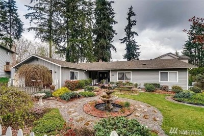 Lynnwood Single Family Home For Sale: 3411 Serene Wy