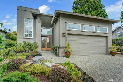 Kirkland Single Family Home For Sale: 444 4th Ave S