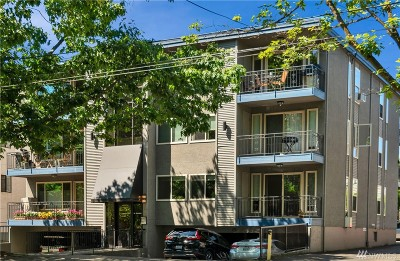 Seattle Condo/Townhouse For Sale: 1108 NW Market St #8