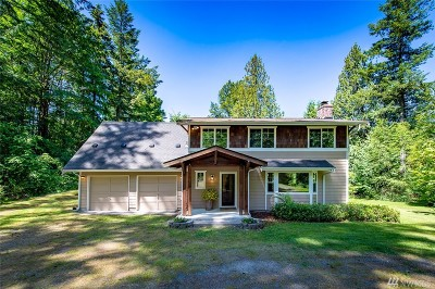 Issaquah Single Family Home For Sale: 16737 235th Ave SE