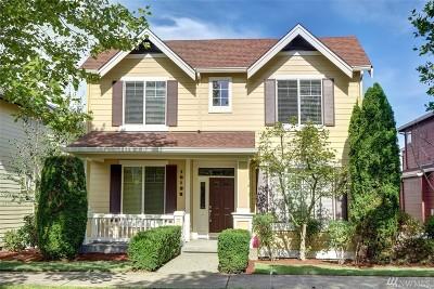 Redmond Single Family Home For Sale: 19138 NE 65th Wy