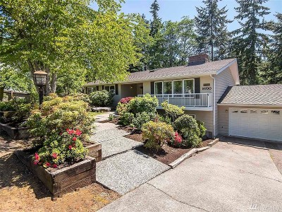 Edmonds Single Family Home For Sale: 9700 242nd Place SW