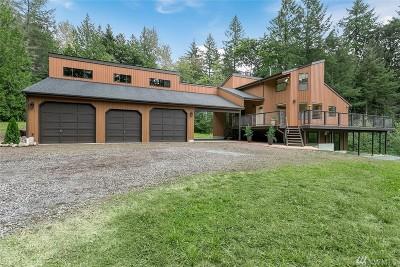 Redmond Single Family Home For Sale: 4712 288th Ave NE