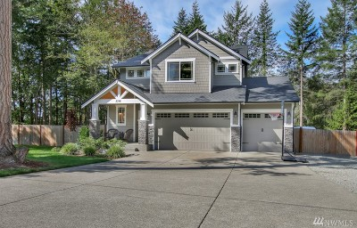 Gig Harbor Single Family Home For Sale: 3316 38th Ave NW