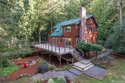 Bainbridge Island Single Family Home For Sale: 5415 NE Old Mill Rd