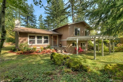 North Bend Single Family Home For Sale: 42212 SE 166th Place