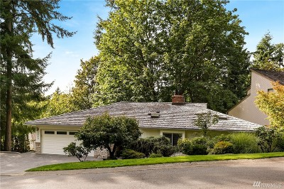 Bellevue Single Family Home For Sale: 5845 146th Place SE