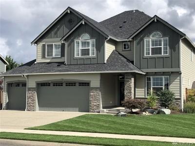 Graham Single Family Home For Sale: 23017 81st Av Ct E
