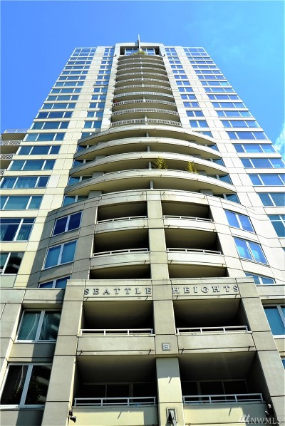 Seattle Condo/Townhouse For Sale: 2600 2nd Ave #1604