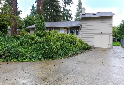 Federal Way Single Family Home For Sale: 513 SW 302nd St