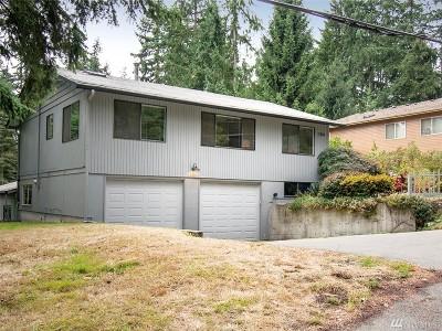 Shoreline Single Family Home For Sale: 1359 N 152nd St