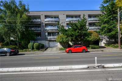 King County Condo/Townhouse For Sale: 2000 W Barrett St #202