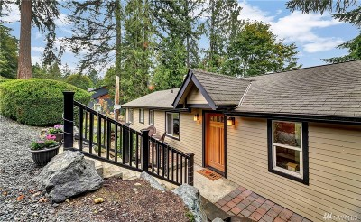 Snohomish Single Family Home For Sale: 6223 Adams Log Cabin Rd