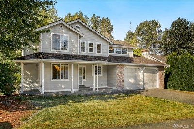 Federal Way Single Family Home For Sale: 317 S 309th St