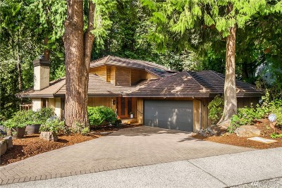 Bellevue Single Family Home For Sale: 2421 131st Place NE