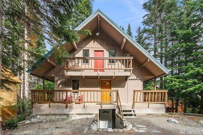 Snoqualmie Single Family Home For Sale: 80 Arlberg Pl