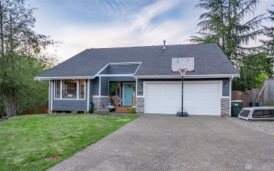 Thurston County Single Family Home For Sale: 3126 Dellrose Rd SW