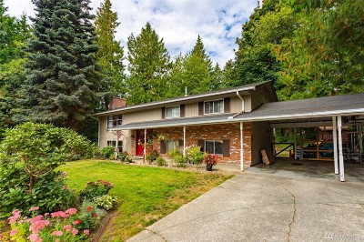 Skagit County Single Family Home For Sale: 1511 Forest Ridge Place