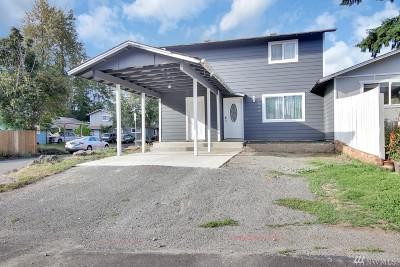 Auburn Single Family Home For Sale: 31820 118th Place SE