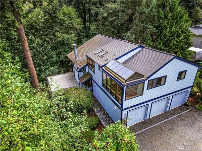 Snohomish County Single Family Home For Sale: 10021 63rd Place W