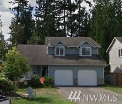 Pierce County Single Family Home For Sale: 11121 184th Av Pl E