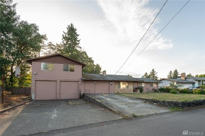 Tacoma Single Family Home For Sale: 10526 108th Ave SW