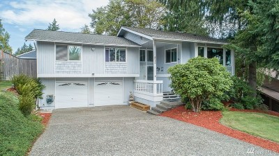 Federal Way Single Family Home For Sale: 2912 SW 339th St