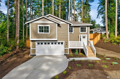 Pierce County Single Family Home For Sale: 2114 191st Ave SW