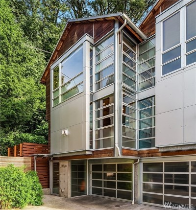 Seattle Single Family Home For Sale: 1308 Lakeview Blvd E