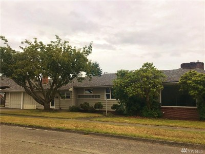 Centralia Single Family Home For Sale: 418 W 3rd St