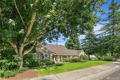Sammamish Single Family Home For Sale: 20018 NE 42nd St