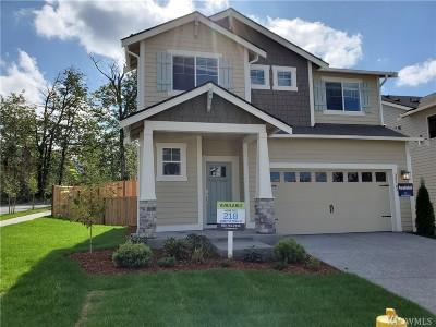 Covington Single Family Home For Sale: 20307 SE 259(Lot 218) Place