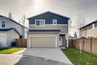 Marysville Single Family Home For Sale: 5711 87th Ave NE