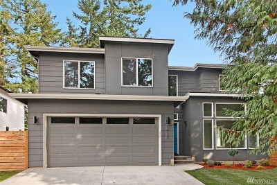 Burien Single Family Home For Sale: 1415 S 132nd St