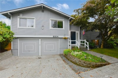 Kirkland Single Family Home For Sale: 9304 NE 135th Lane