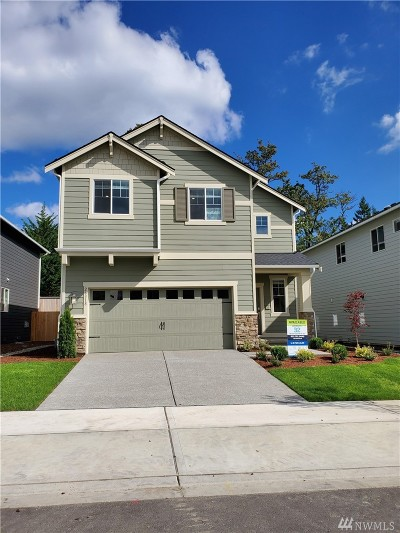 Covington Single Family Home For Sale: 26318 203rd (Lot 32) Place SE