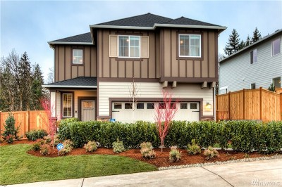 Covington Single Family Home For Sale: 26304 203rd (Lot 35) Place SE