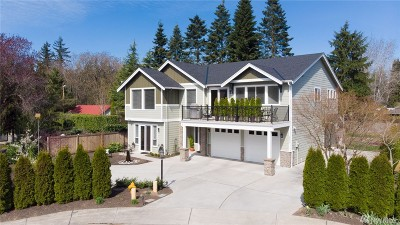 Snohomish County Single Family Home For Sale: 4975 109th St NE