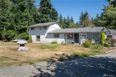 Ferndale Single Family Home For Sale: 7370 N Enterprise Rd