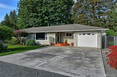 Marysville Single Family Home For Sale: 7606 57th Dr NE
