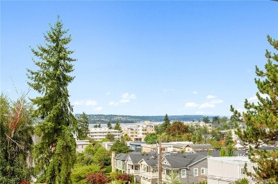 Kirkland Condo/Townhouse For Sale: 350 4th Ave S #5