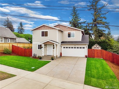 Pierce County Single Family Home For Sale: 1806 S 37th St