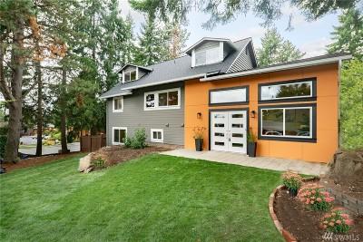 Redmond Single Family Home For Sale: 16602 NE 91st St