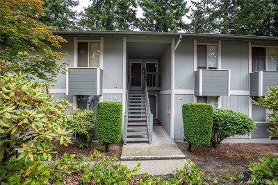 Federal Way Condo/Townhouse For Sale: 123 S 340th St #A