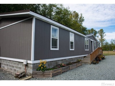 Skagit County Single Family Home For Sale: 3248 Old Hwy 99 N