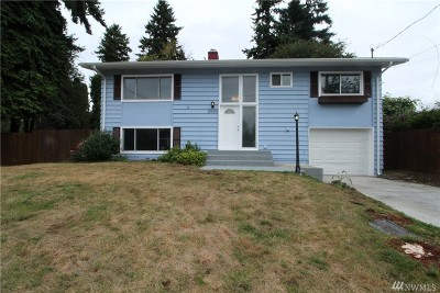 SeaTac Single Family Home For Sale: 20012 12th Place S
