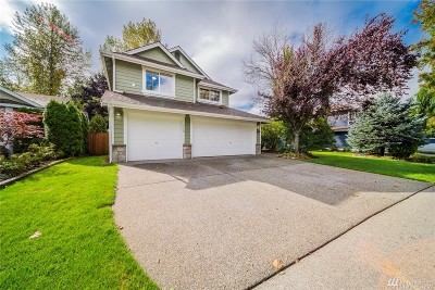 Snohomish County Single Family Home For Sale: 3113 Catherine Dr